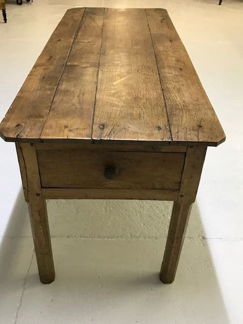 SOLD - French Country House Kitchen Table - hj65
